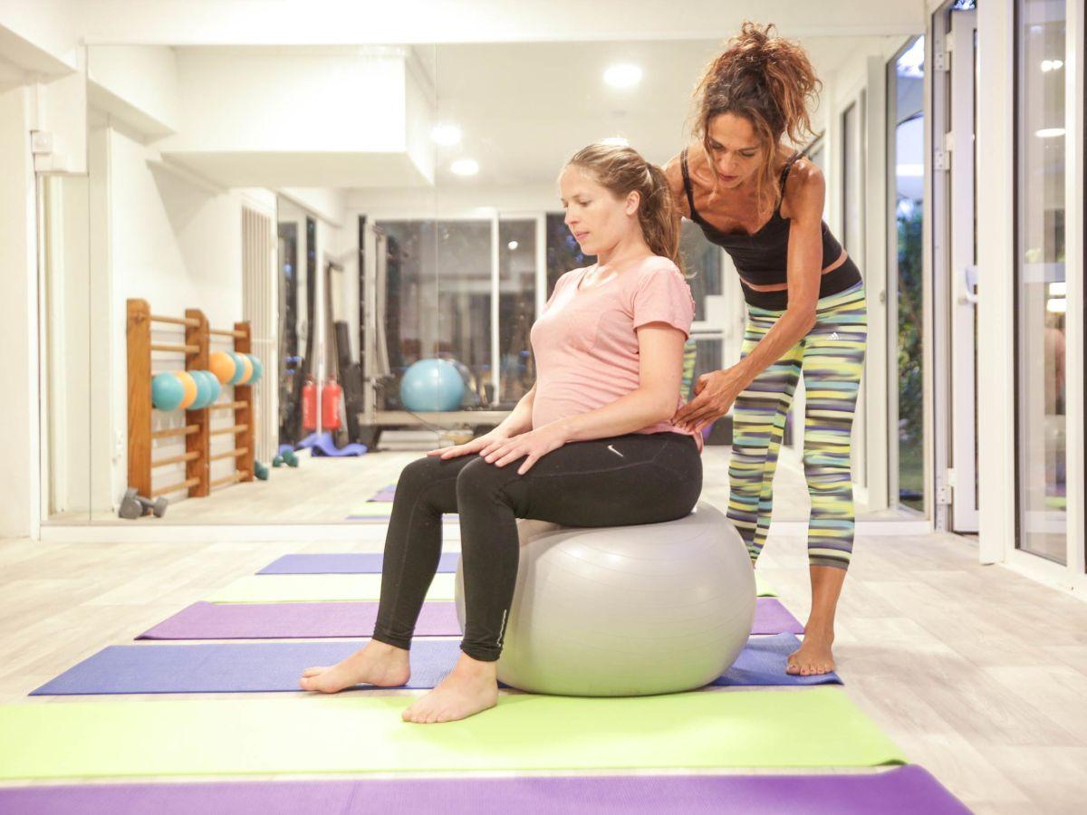 cours particulier pilates femme enceinte Perpignan - 2